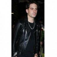 G Eazy Black Leather Jacket
