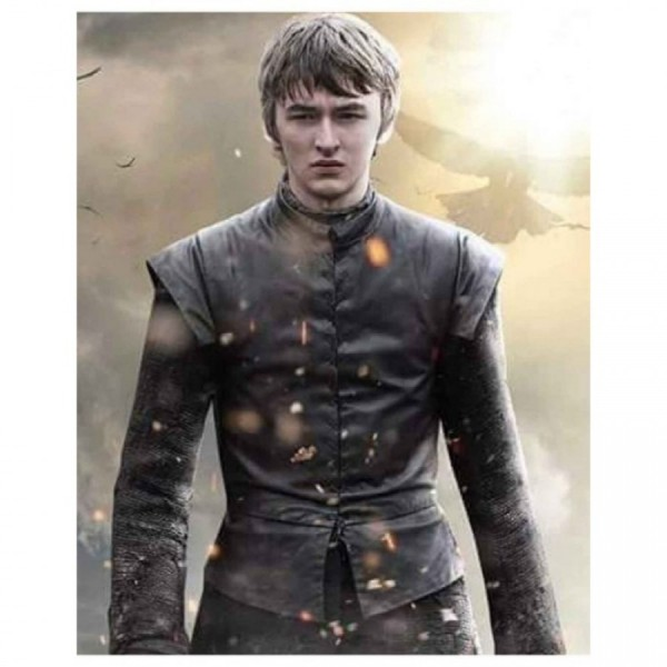 Game Of Thrones Season 7 Bran Stark Vest