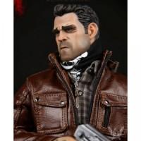 Gangster Kingdom Spade 4 Leather Jacket