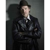 Gotham Harvey Leather Jacket