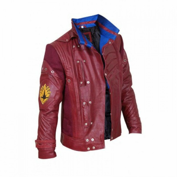 Guardians Of The Galaxy Leather Jacket