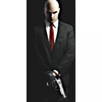 Hitman Agent 47 Leather Jacket
