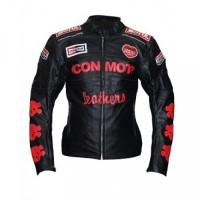Icon Moto Moterbike Leather Jacket