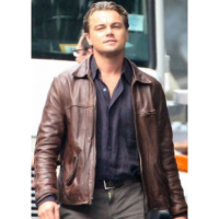 Inception Leonardo Dicaprio Leather Jacket
