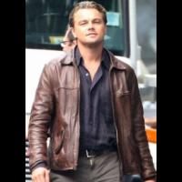 Inception Leonardo Dicaprio Leather Jacket
