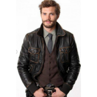 Jamie Dornan Sheriff Graham Jacket