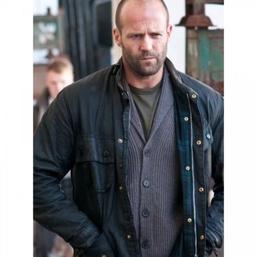 Jason Statham Blitz Leather Jacket