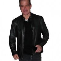 Jenna Dewan Stylish Leather Jacket