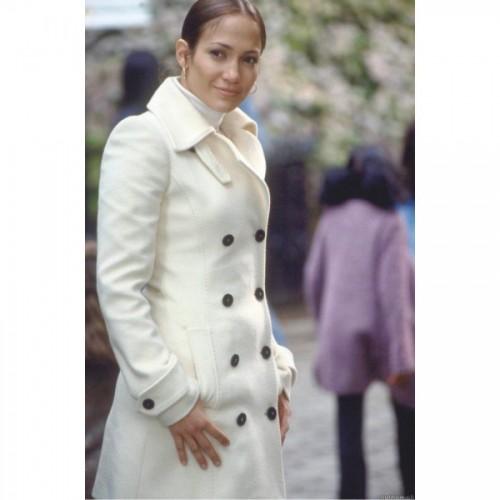 Jennifer Lopez Marisa Ventura Coat