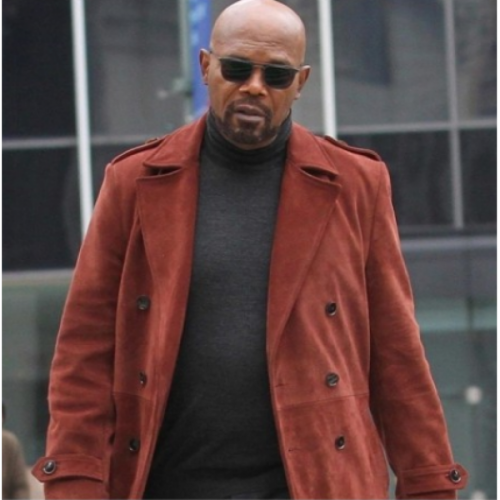 John Shaft II Shaft Brown Coat