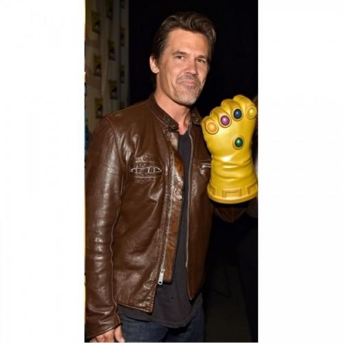 Josh Brolin Avengers Infinity War Jacket