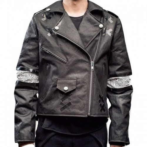 Julian Casablancas XY Shark Jacket