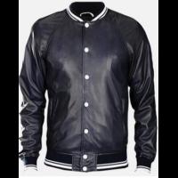 Justin Bieber Varsity Jacket