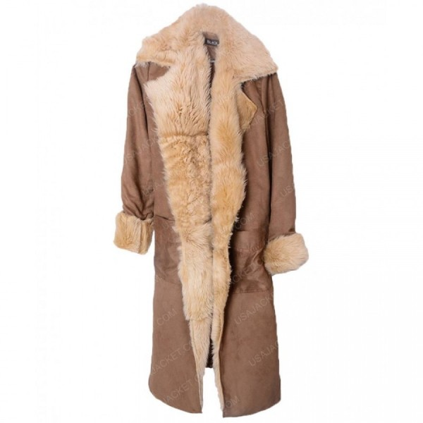 Legends of Tomorrow Sara Lance Cotton Fur Coat