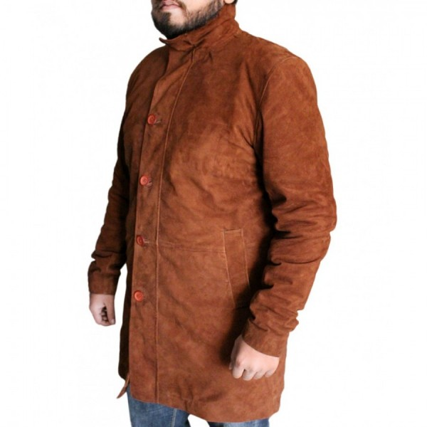 Longmire Robert Sheriff Coat
