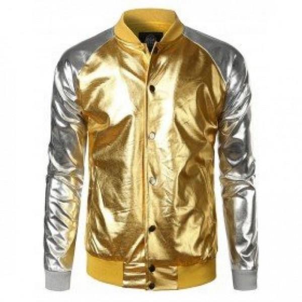 Men Nightclub Party Jacket