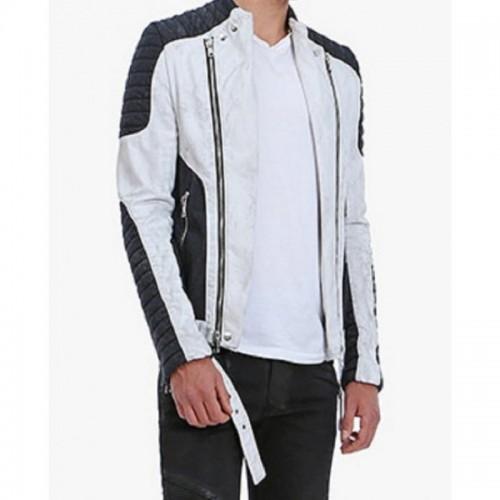 Omnia Nightclub Justin Bieber leather Jacket