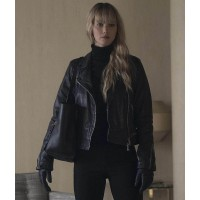 Red Sparrow Jennifer Lawrence Jacket