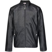 Simple Black Jacket For Men