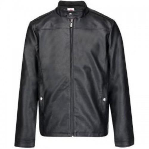 Simple Black Jacket For Men