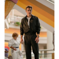 Steve Trevor Wonder Woman Jacket