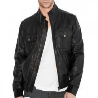 Stylish Leather Jacket For Men