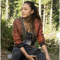 The 100 Raven Reyes Bomber Jacket
