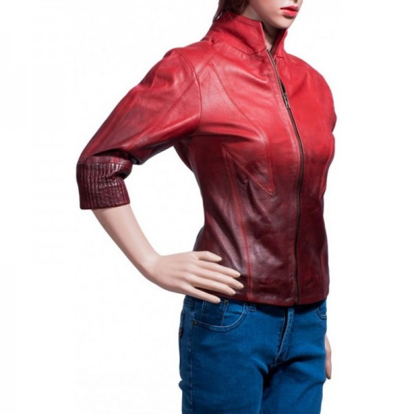 The Avengers Age of Ultron Scarlet Witch Jacket