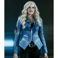 The Flash Frost Blue Jacket