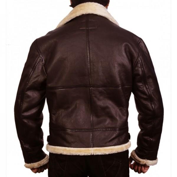 Tom Hardy Dunkirk Farrier Leather Jacket