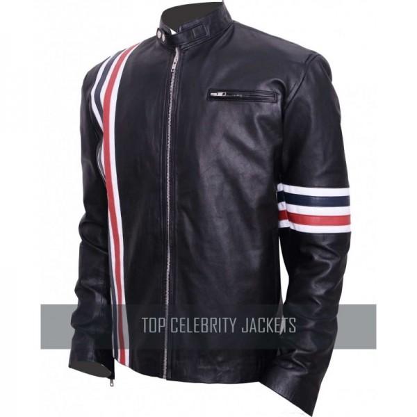 Wyatt Easy Rider Leather Jacket