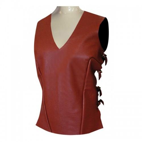 Zoe Washburne Firefly (TV series) Leather Vest