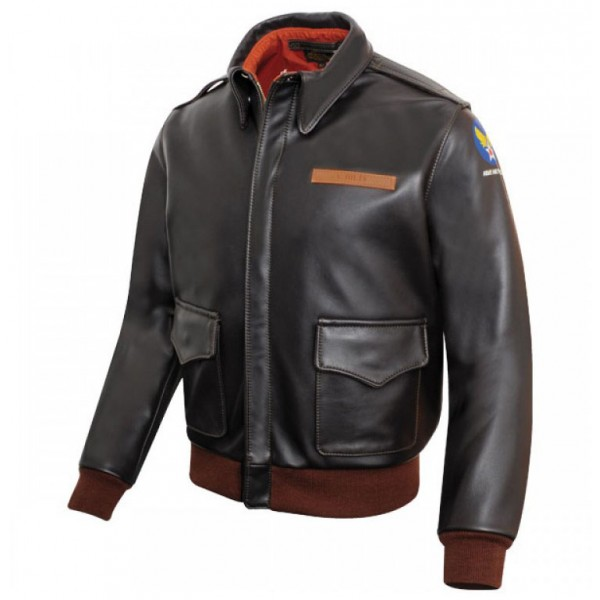 Steve McQueen The Great Escape Leather Jacket