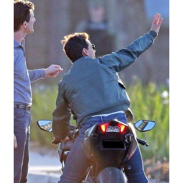 Tom Cruise Top Gun 2 Maverick Cotton Jacket