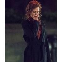 The Undoing Grace Fraser Black Coat