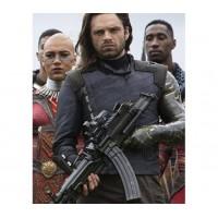 Infinity War Bucky Barnes Jacket